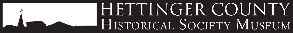 Hettinger County Historical Society Museum Logo