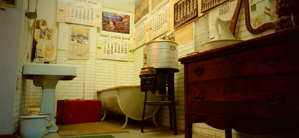 Pioneer Bathroom